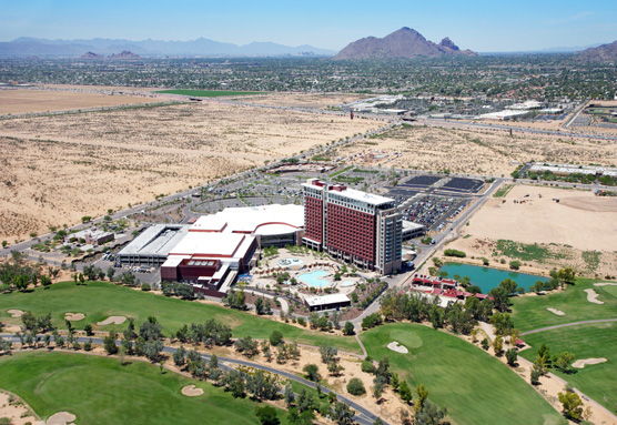Casino golf courses az